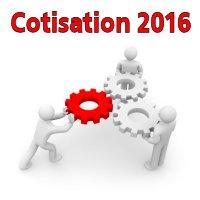 cotisations 2016